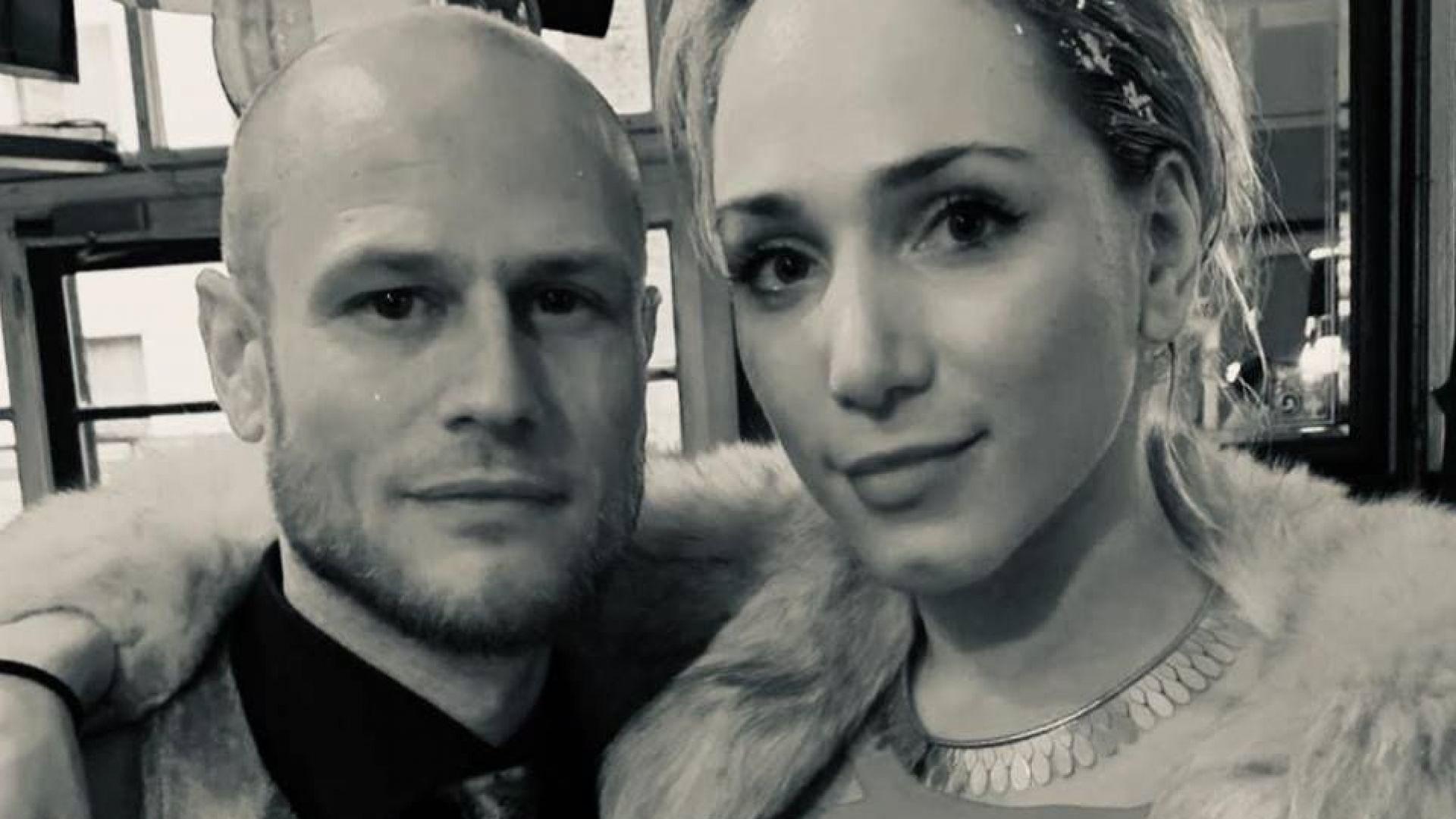 Внучката на Тодор Колев се омъжи