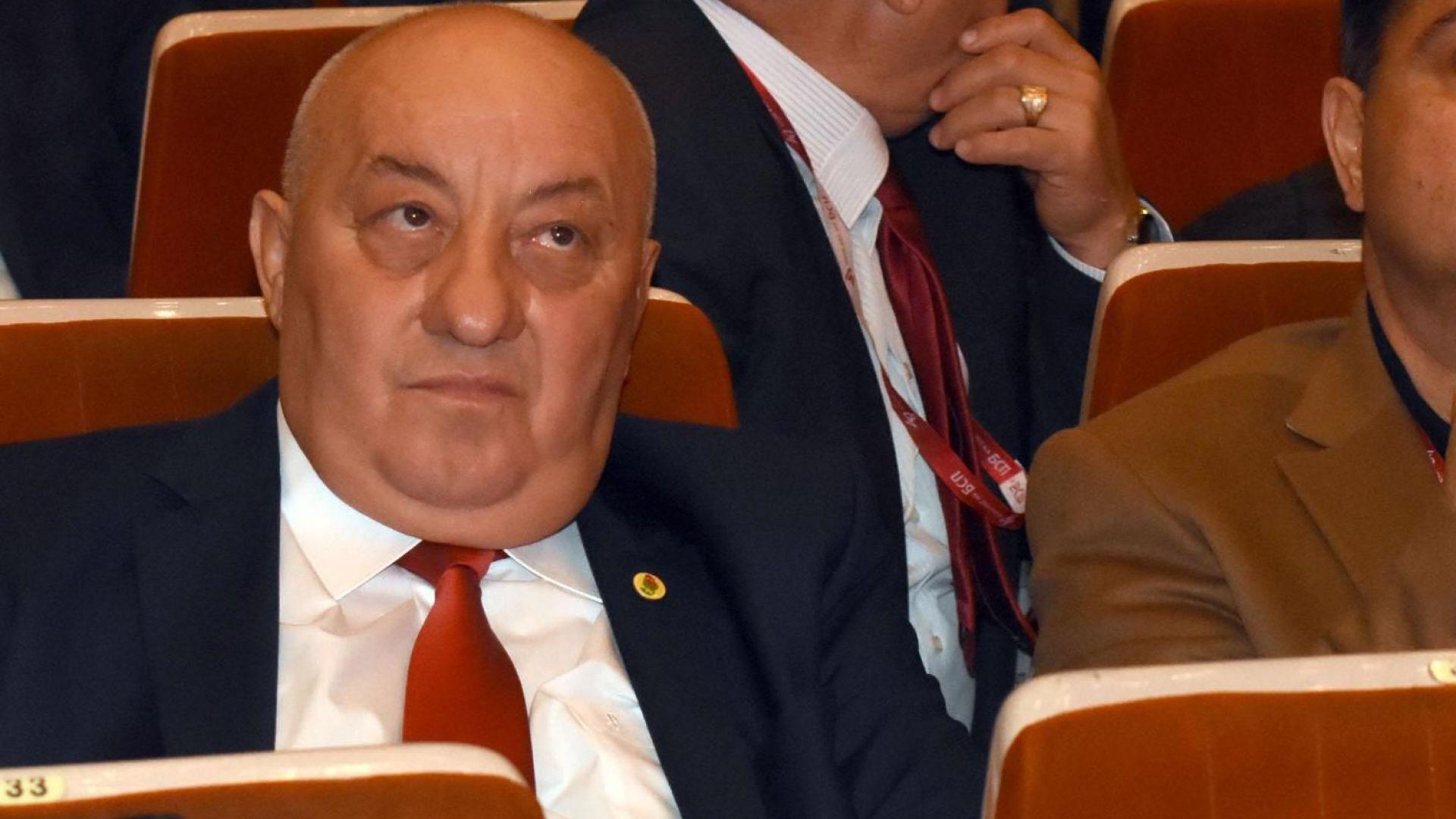 Георги Гергов: Моят фаворит за водач на листата е Станишев