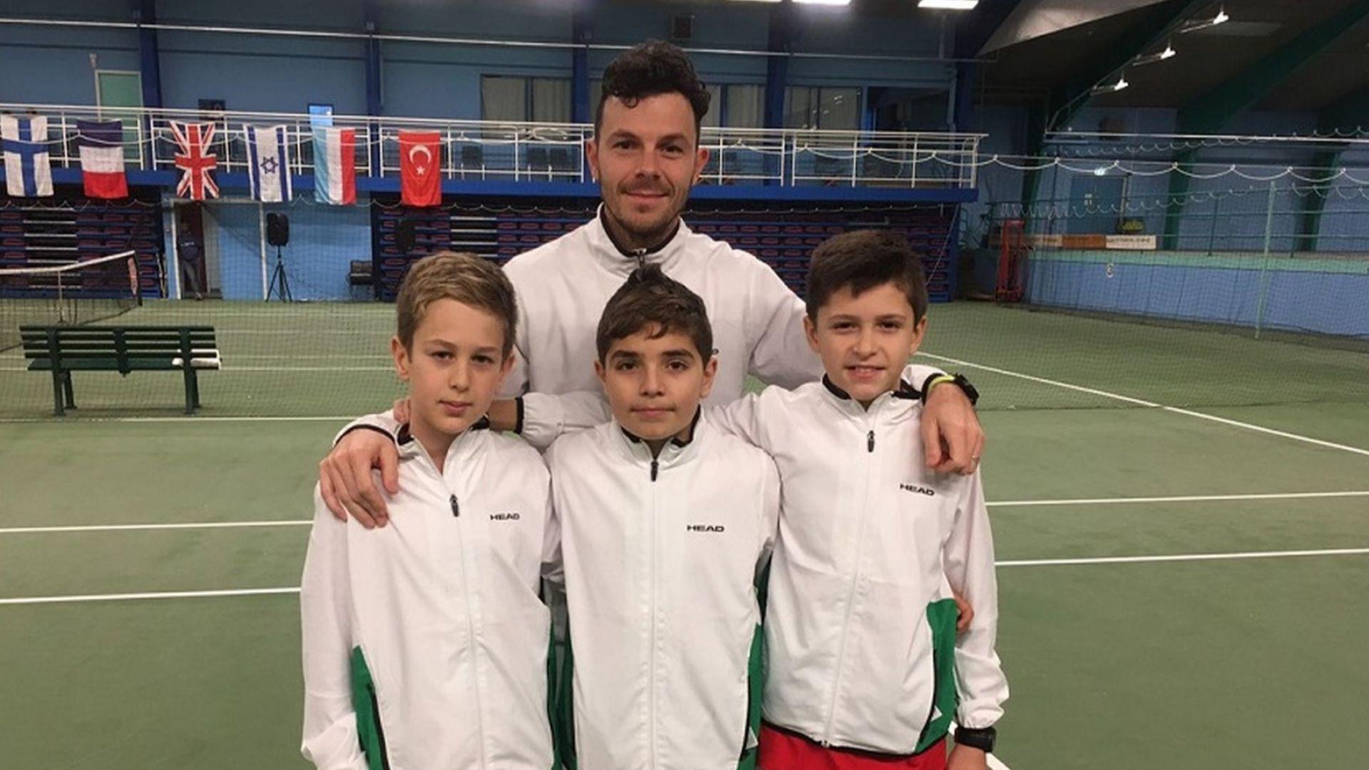 Сериозен успех - България е в топ 5 на Европа по тенис