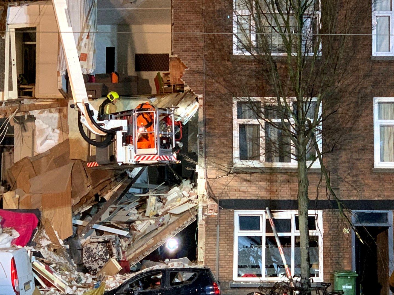 Изтичане на газ е най-вероятната причина за инцидента
