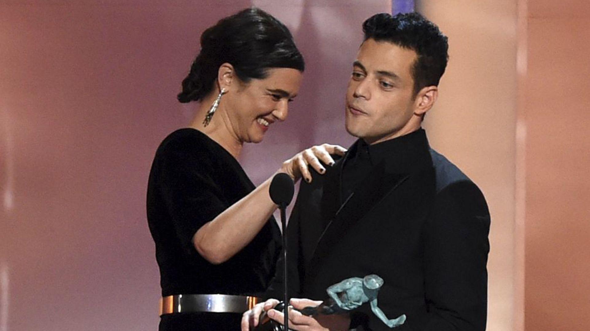 Рами Малек триумфира на наградите на Гилдията на филмовите актьори