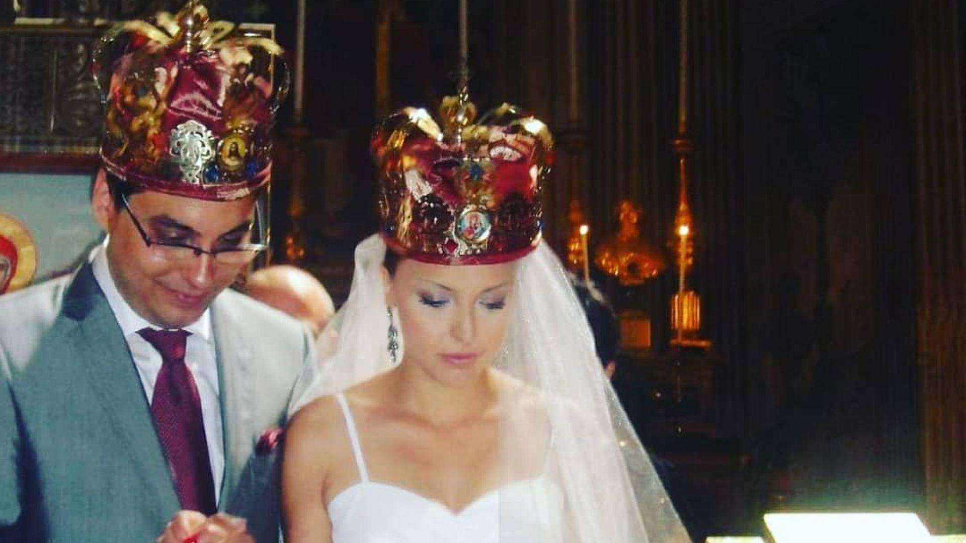 Светослав Иванов публикува снимки от сватбата си в Рим