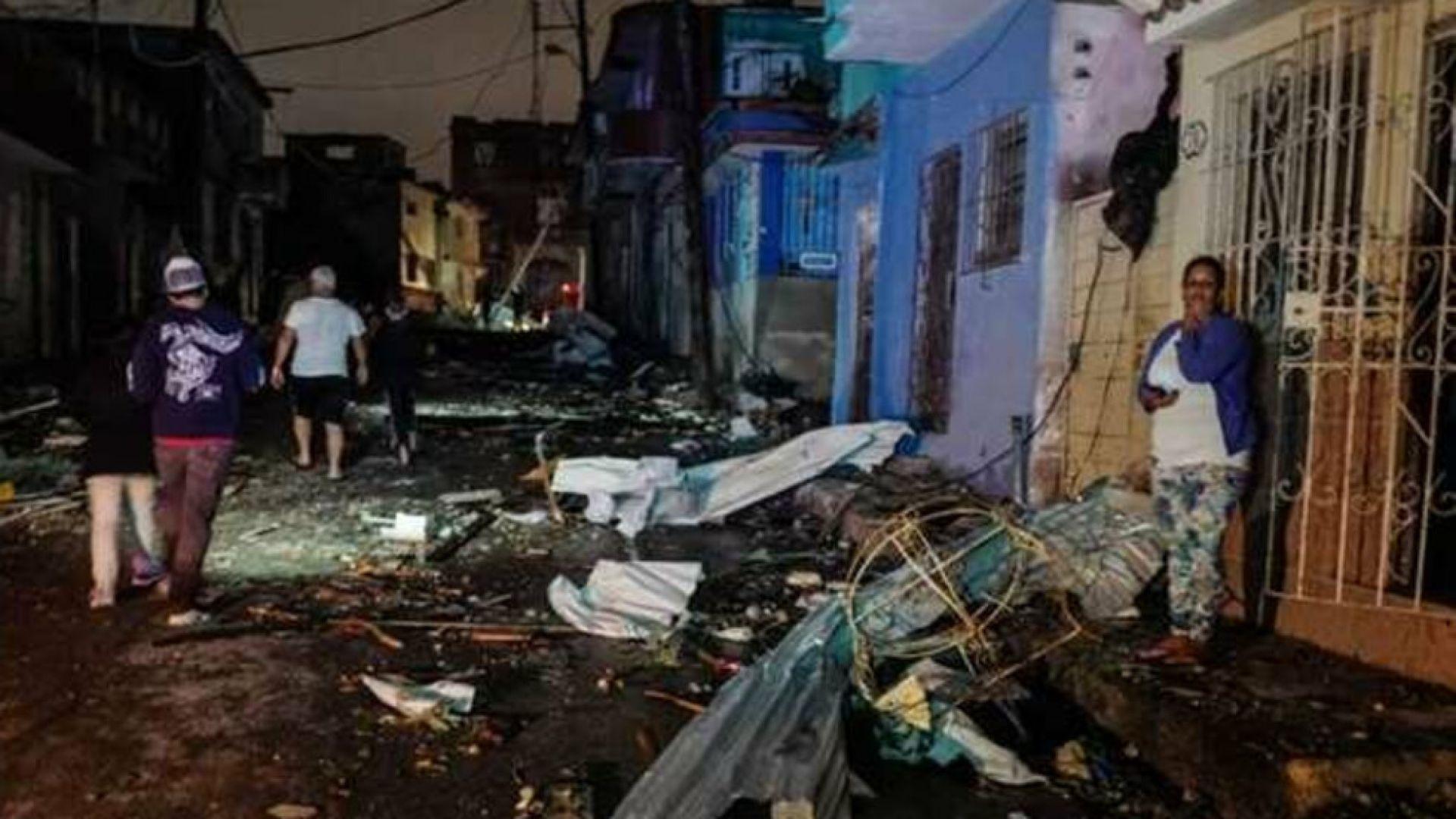 Торнадо удари Хавана, има жертви и стотици ранени (видео)