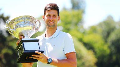 Джокович заговори за отмяна на Australian Open