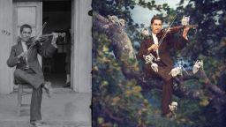 Стари снимки живеят втори, изпълнен с романтика живот