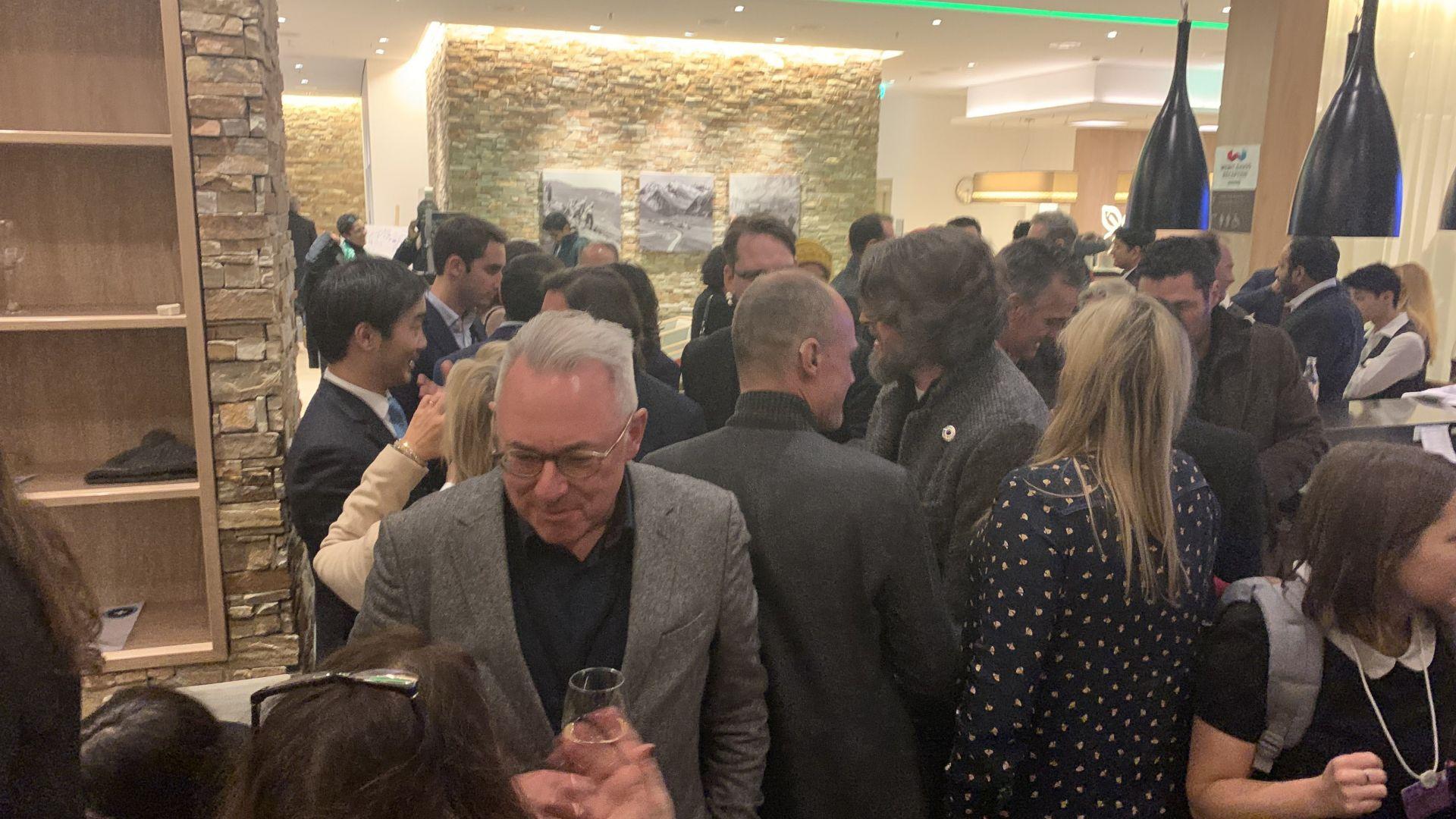 300 гости от световния елит приеха личната покана на д-р Русев