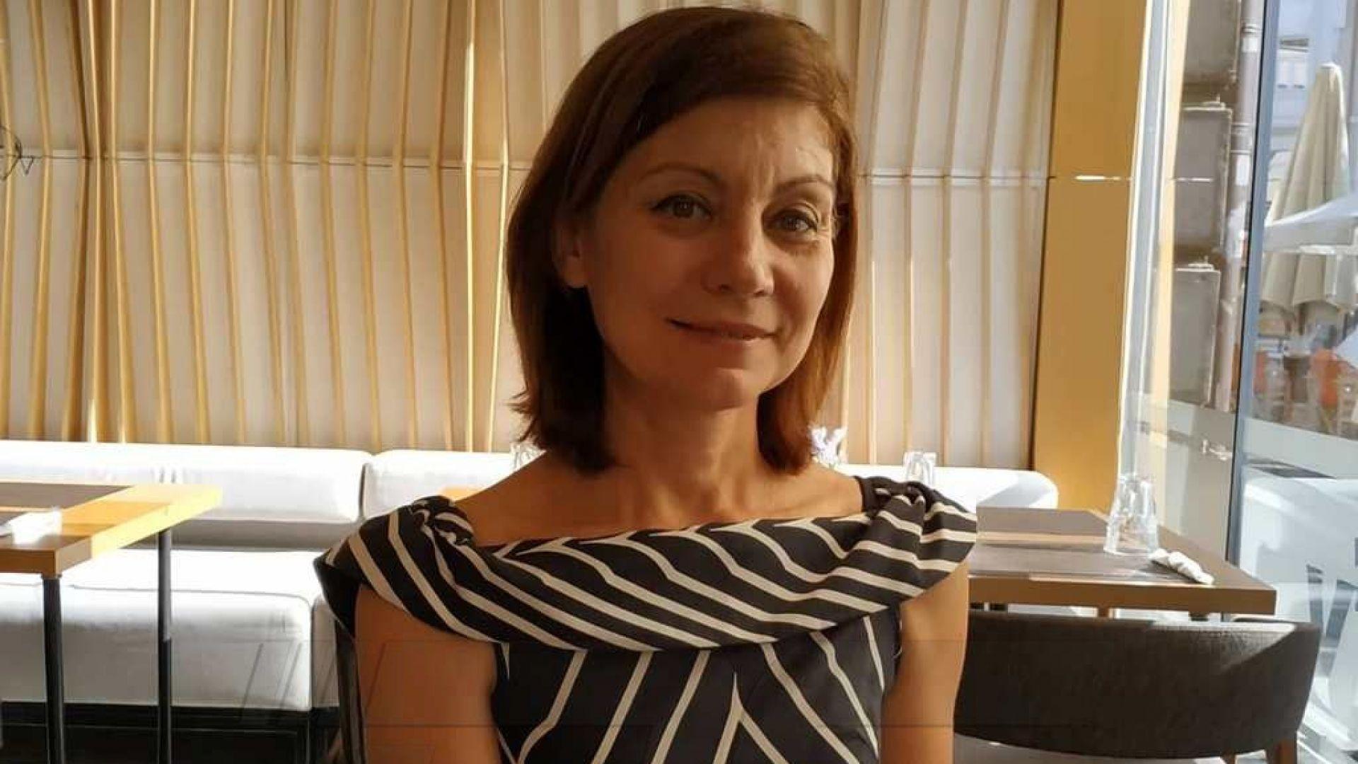 Лучия Велева, съпругата на италианския културен министър: За щастието, България и проблемите