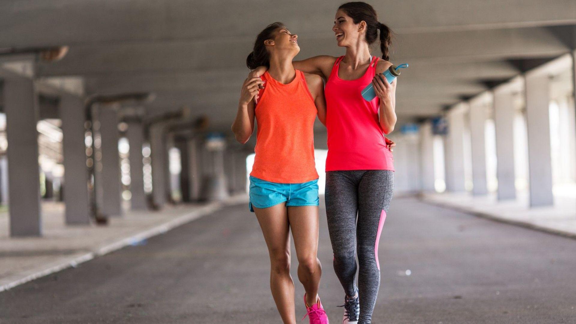 15-минути бягане или час умерена активност предпазват от депресия