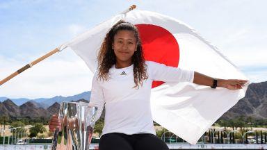 Наоми Осака е изправена пред важен избор за националността си