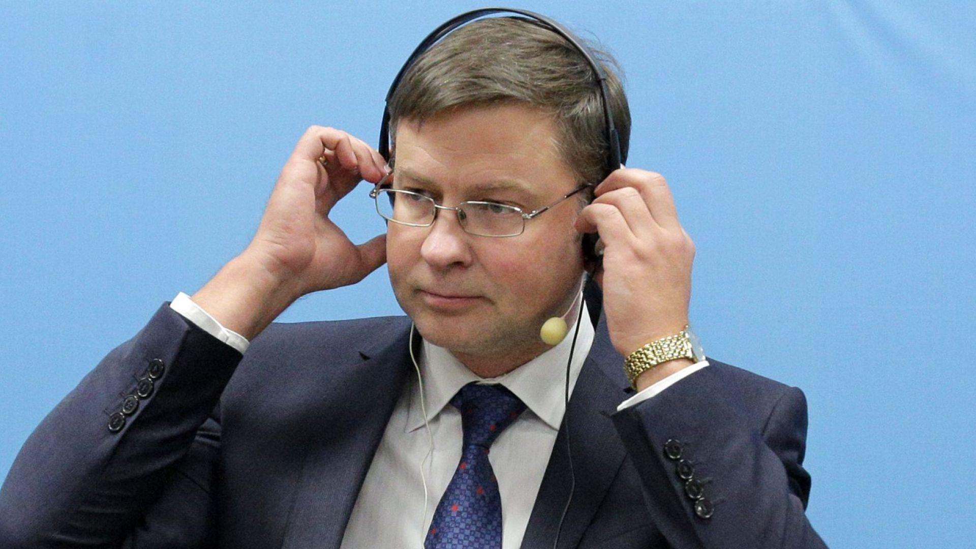 ЕК: България и още 12 страни имат икономически дисбаланси