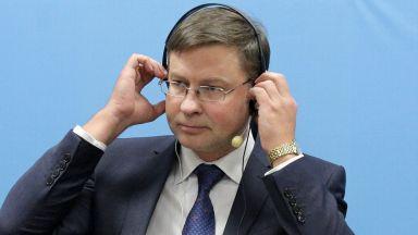 Еврокомисар: От банките ви зависи влизането в еврозоната