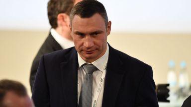 Виталий Кличко е заразен с коронавирус в навечерието на местните избори