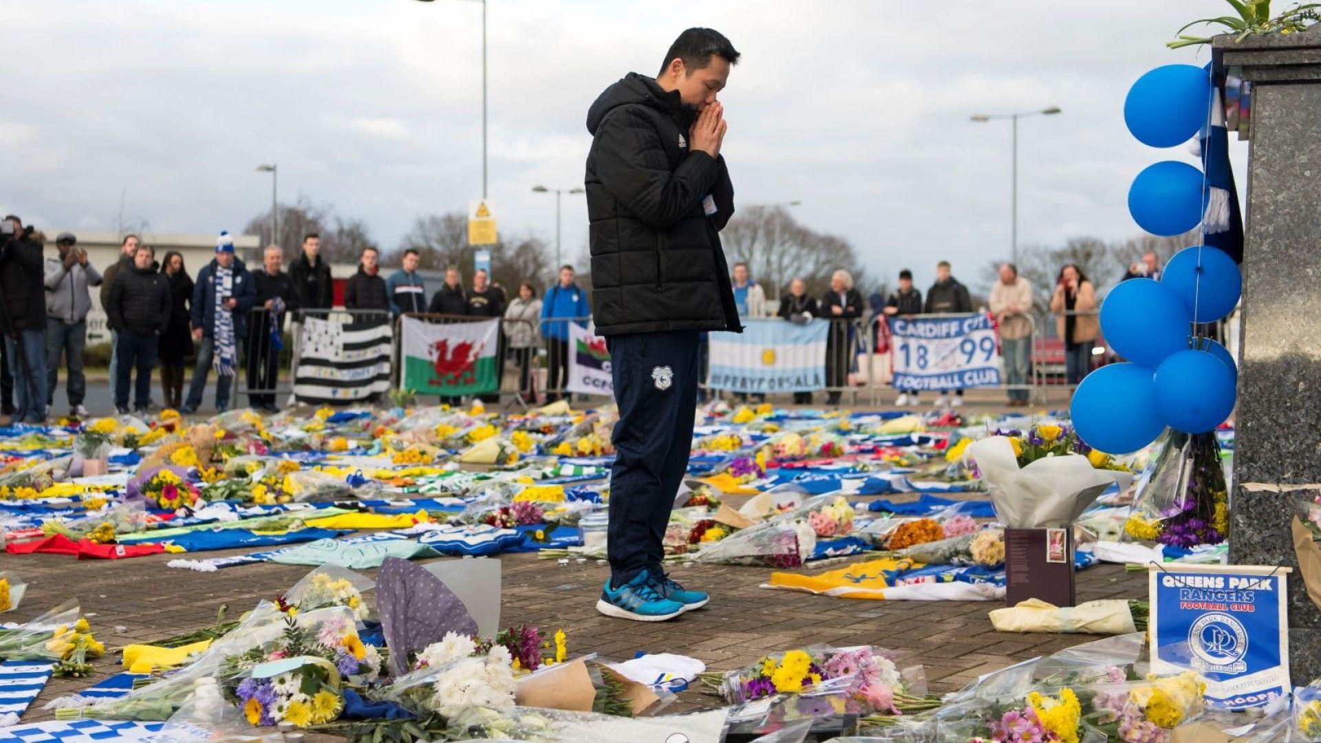 Как трагедията със Сала парализира един футболен клуб - изповедта на треньора на Кардиф