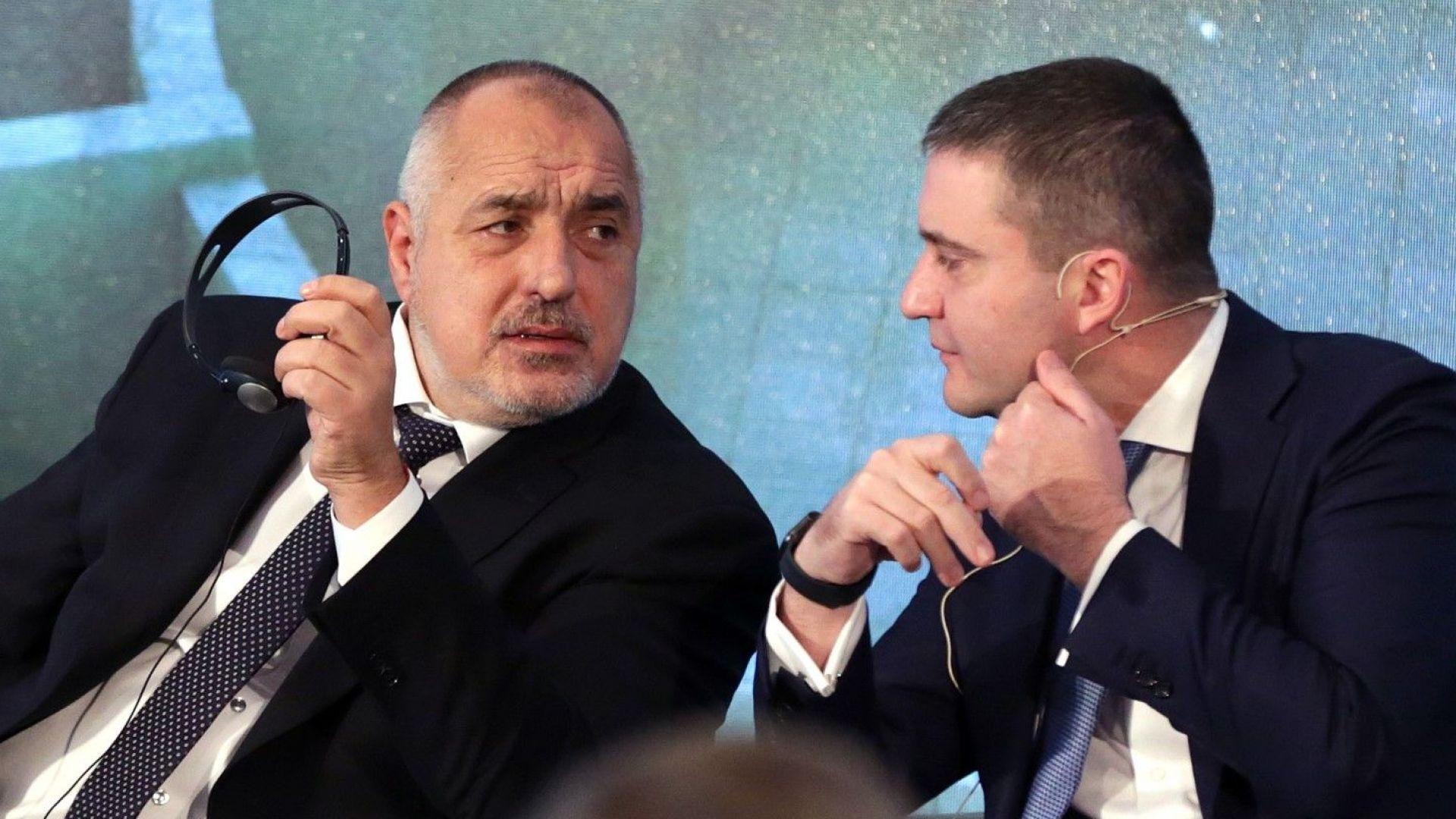 Бойко Борисов доволен от доклада на МВФ за България