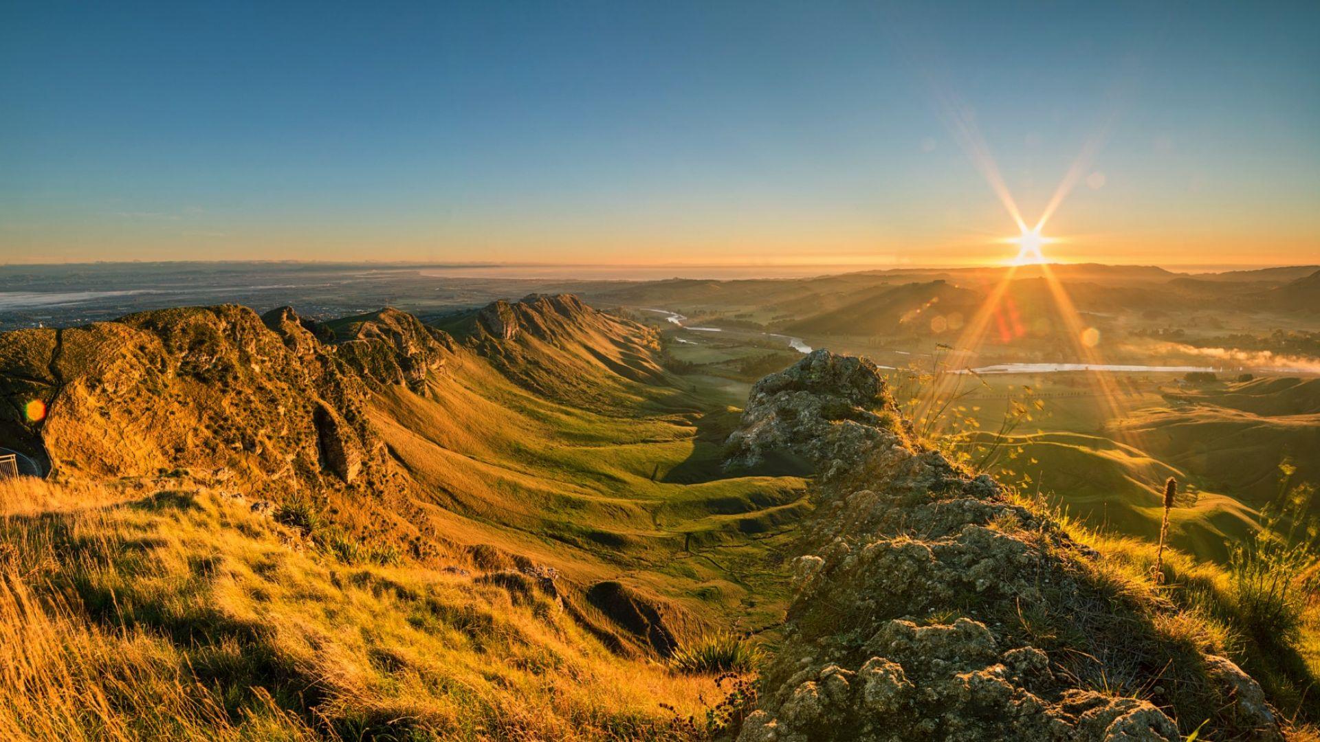 След Австралия - рекордни горещини и в Нова Зеландия