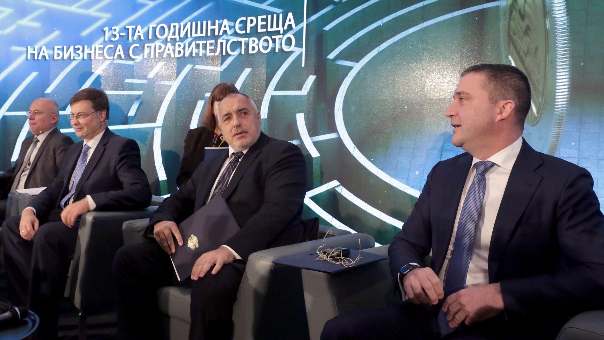 Горанов: Технически е почти невъзможно да влезем в еврозоната през 2022 г.