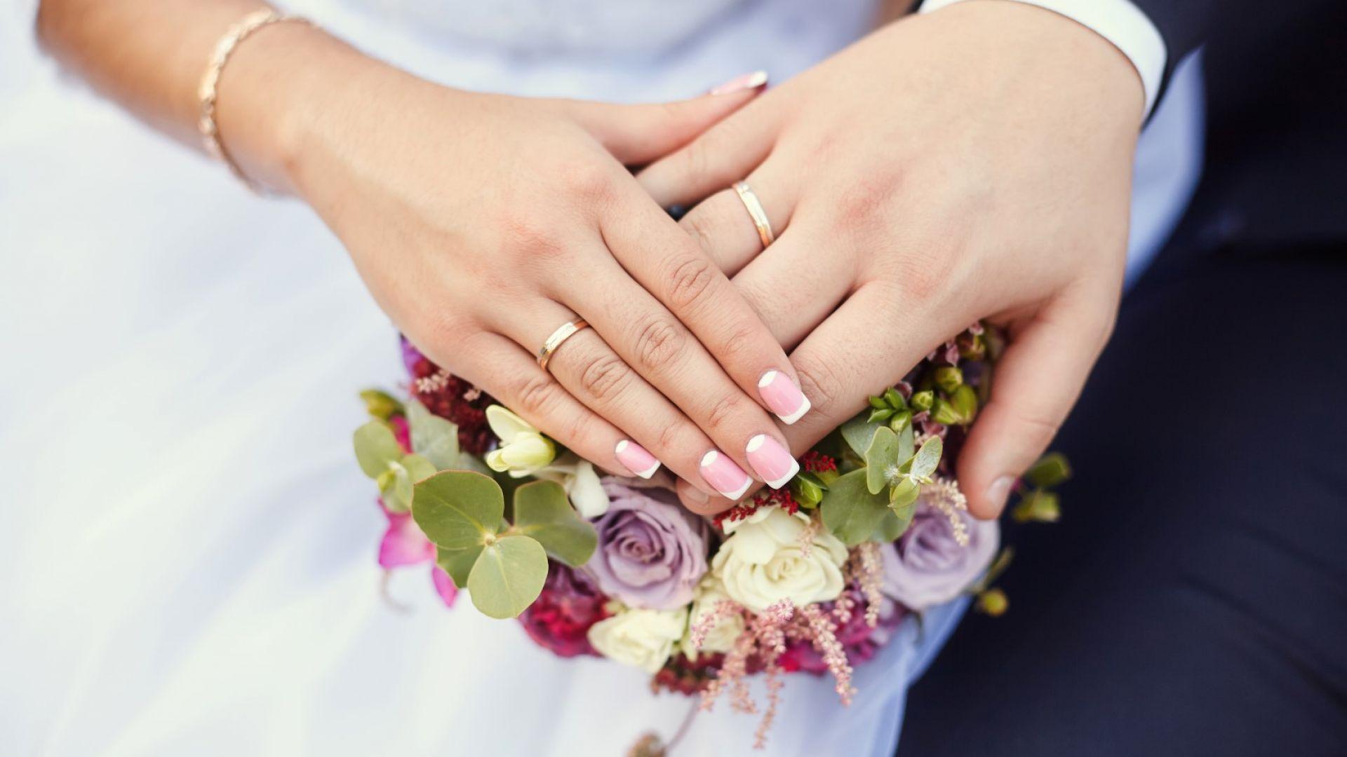 Влюбени двойки избраха Никулден за своя сватбен ден