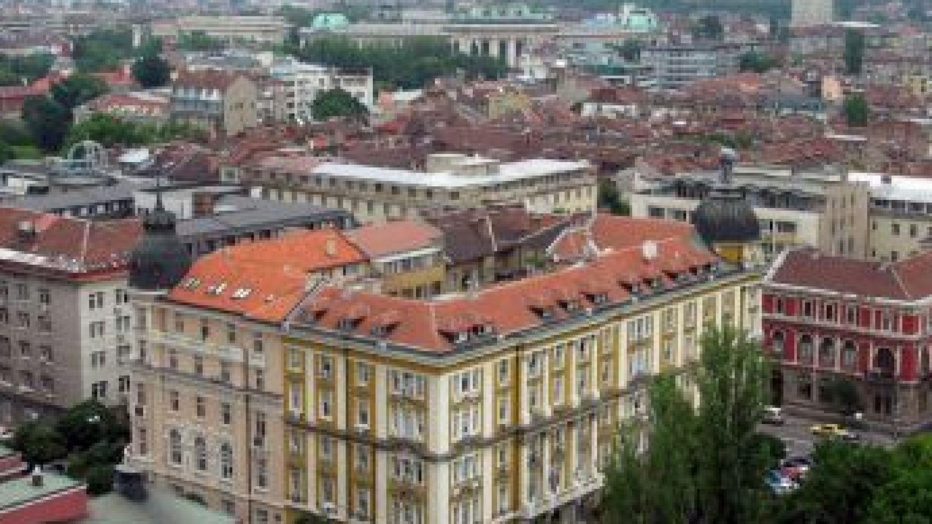 Цените на офисите в София остават на нива от 13 до 15 евро/м2