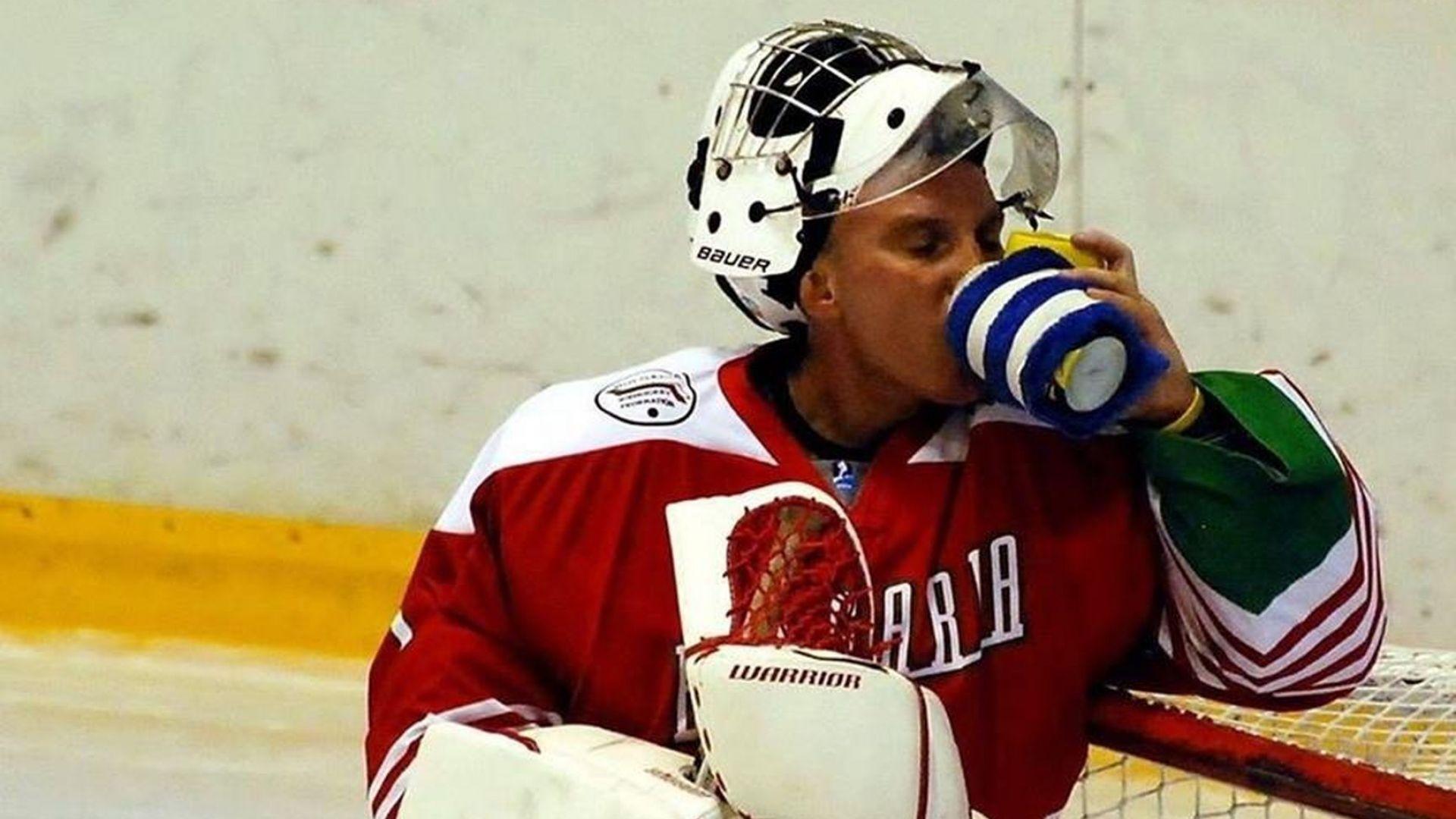 Страхотно признание - приеха българин в хокейната Зала на славата
