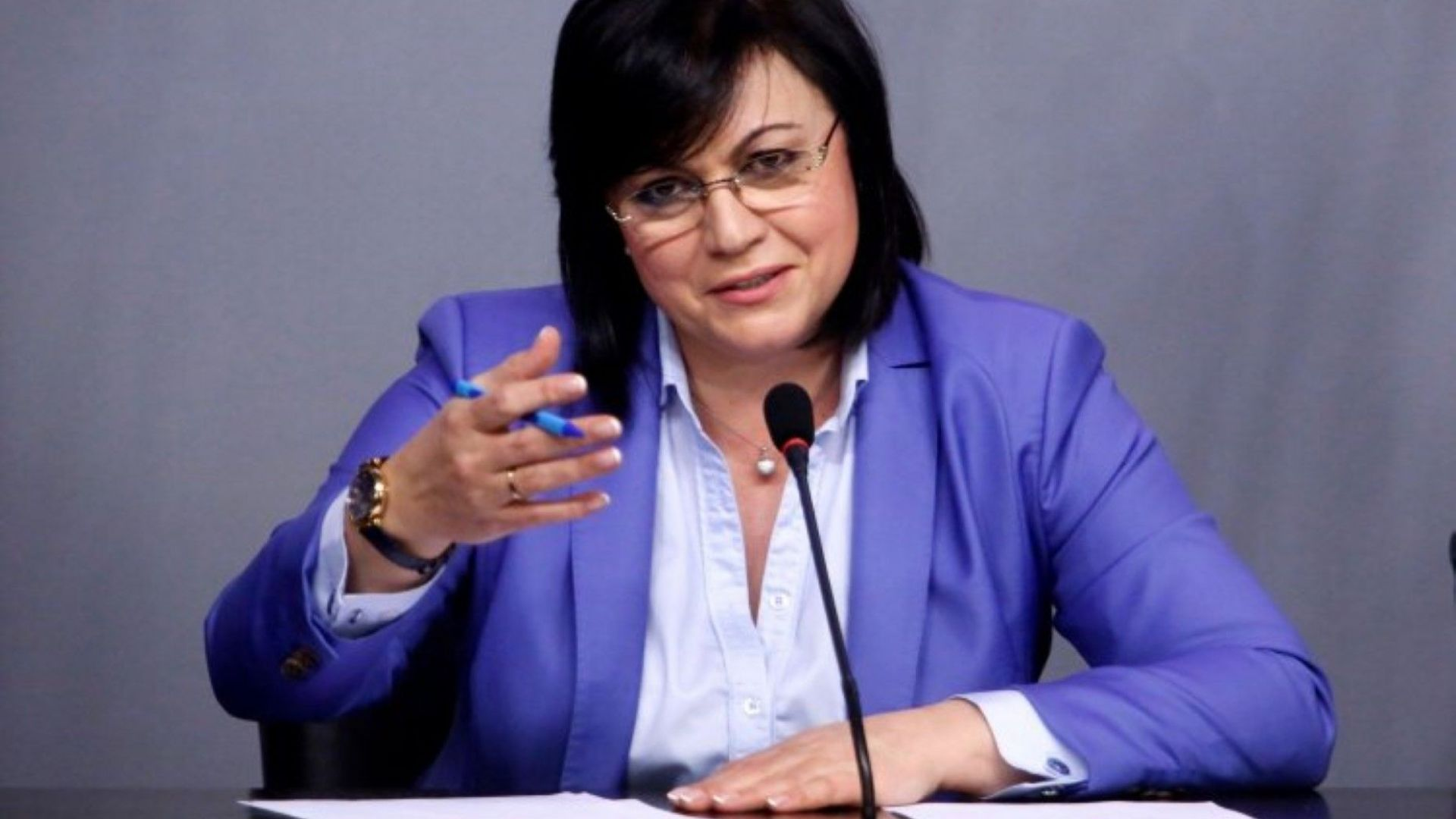 Нинова: Двете години на президента Радев - последователен, съдържателен и перспективен