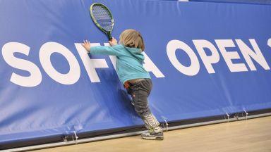 Тенис турнирът в София ще е с други дати