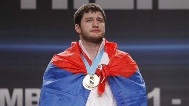 Световен шампион от Русия изгоря с допинг за 8 години
