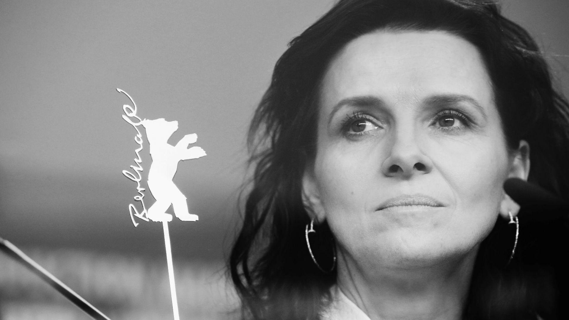 """Жулиет Бинош придава """"френски привкус"""" на Берлинале"""