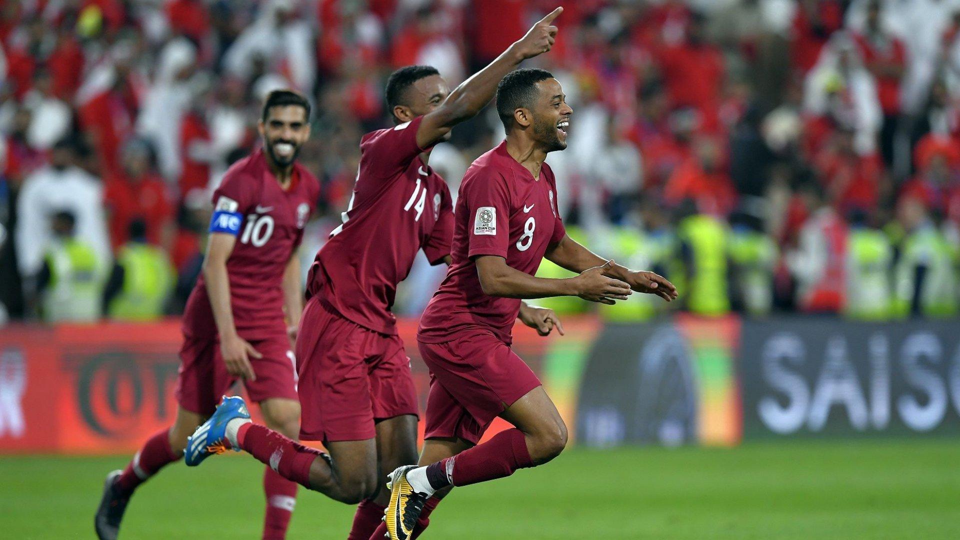 Разгром прати Катар на исторически финал