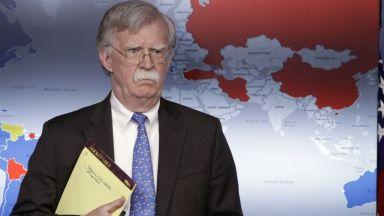 С отстраняването на Болтън от Белия дом си отива един ястреб по иранския въпрос