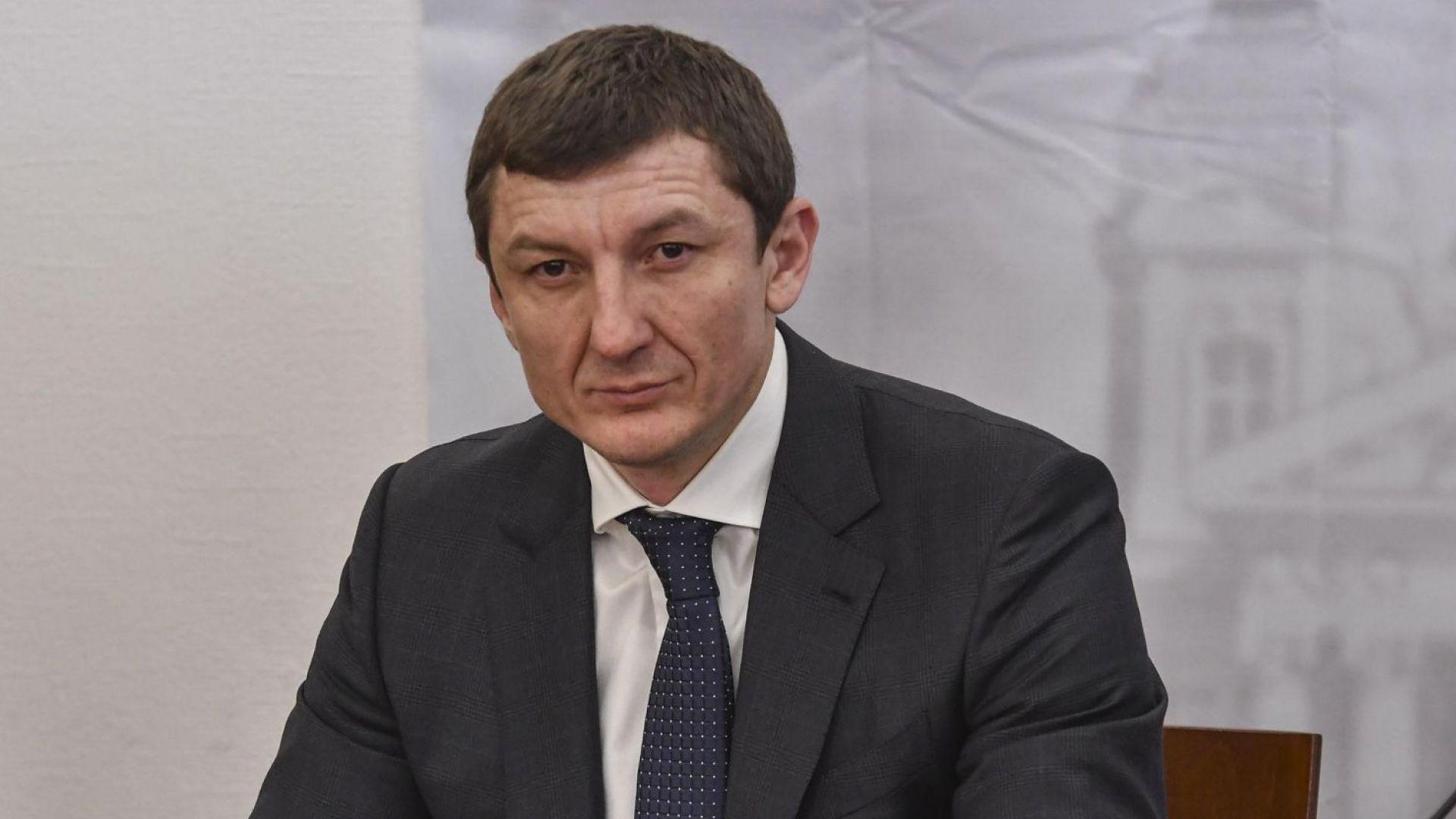 Орхан Исмаилов научи в ефир, че вече не е шеф на НПСД