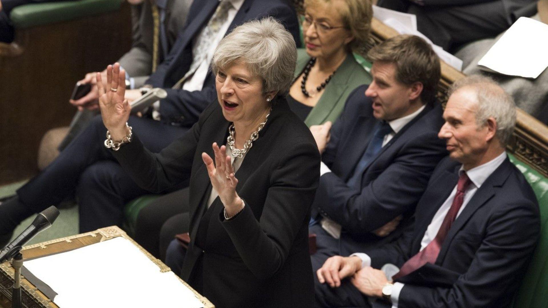 Тереза Мей пак отлага гласуването за Брекзит