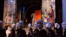 """""""Турандот""""- операта с кукли в Деня на влюбените на сцената на Старозагорската опера"""