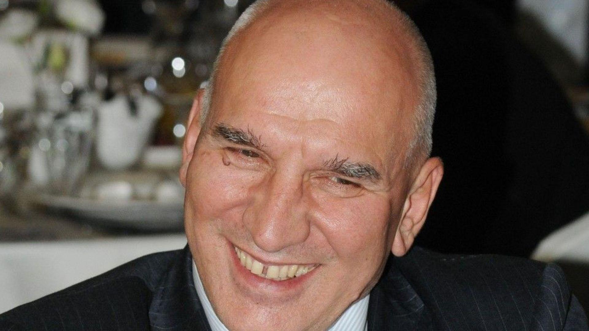 Левон Хампарцумян подаде оставка от УС на АББ
