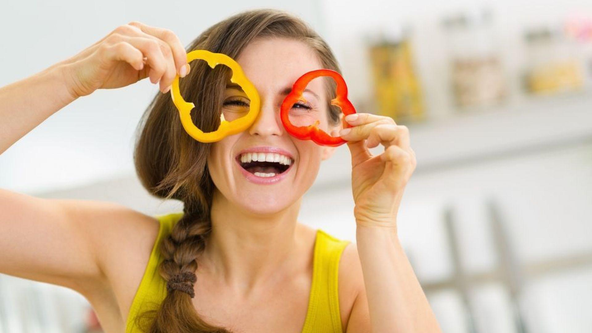 Диетолози: Хапвайте 3-4 чушки седмично за добро здраве