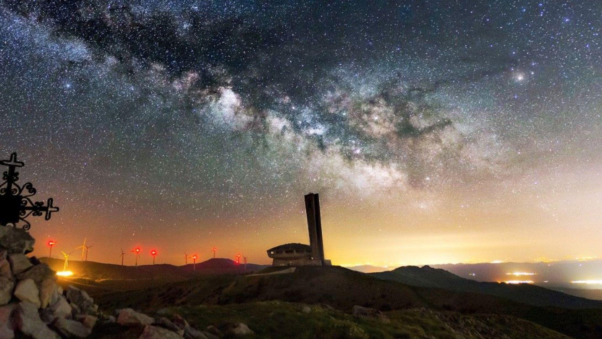 30 снимки, показващи красотата на Млечния път