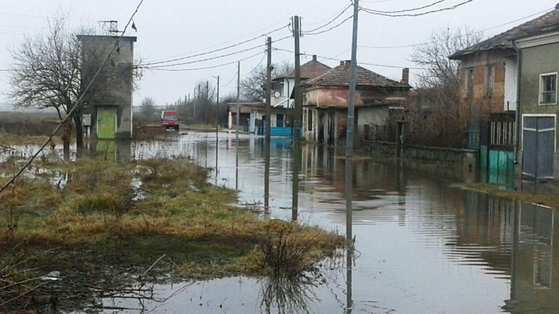 Има ли злоупотреба в Камено с даренията след потопа през 2017-а?