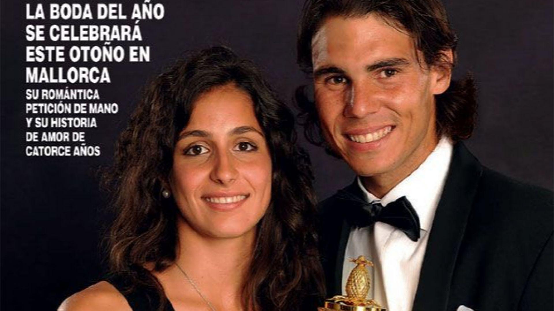 Рафа Надал вдига голяма сватба в Майорка