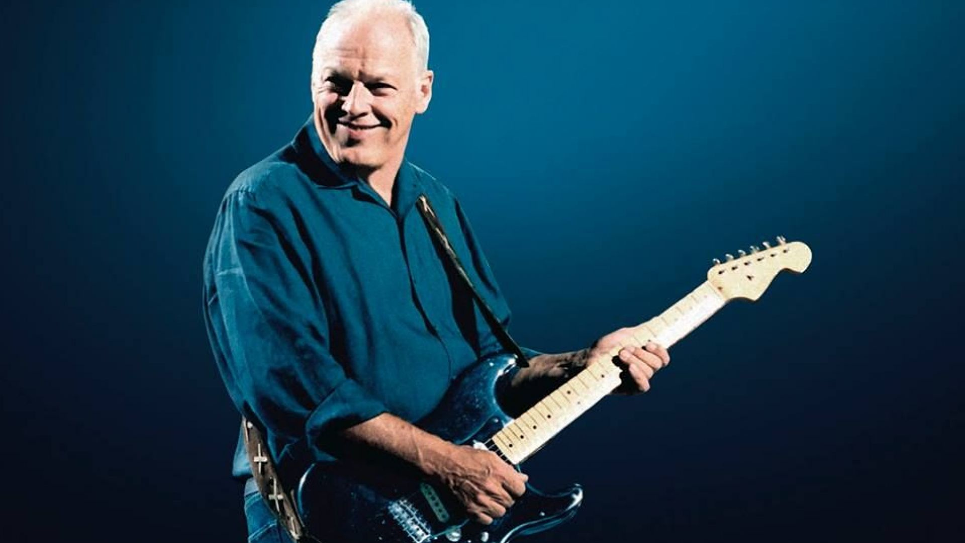"""Дейвид Гилмор продава над 100 от китарите си, парите ще """"сторят добрина"""""""
