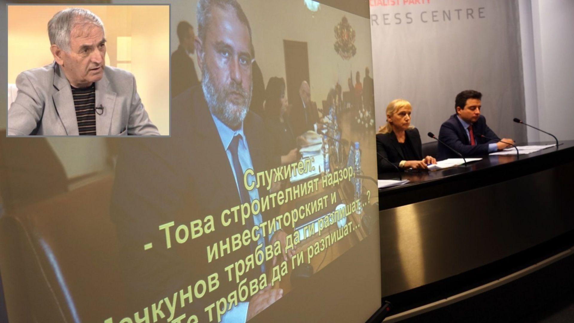 """Игнат Раденков за """"Ало, Банов съм"""": Търси се пиар вместо дефектите в държавата"""