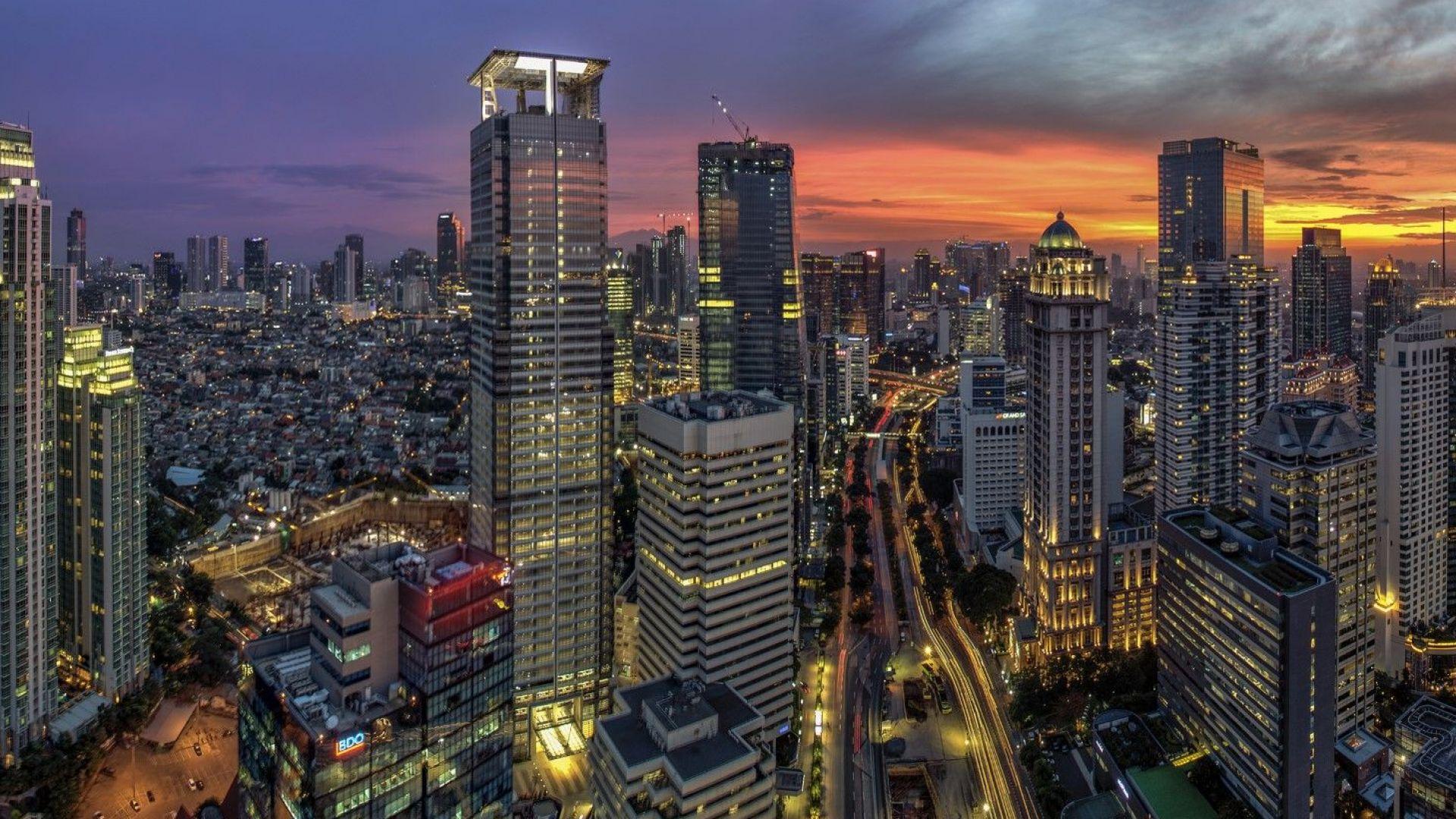 Топ 10 на най-населените градове в света през 2035 година