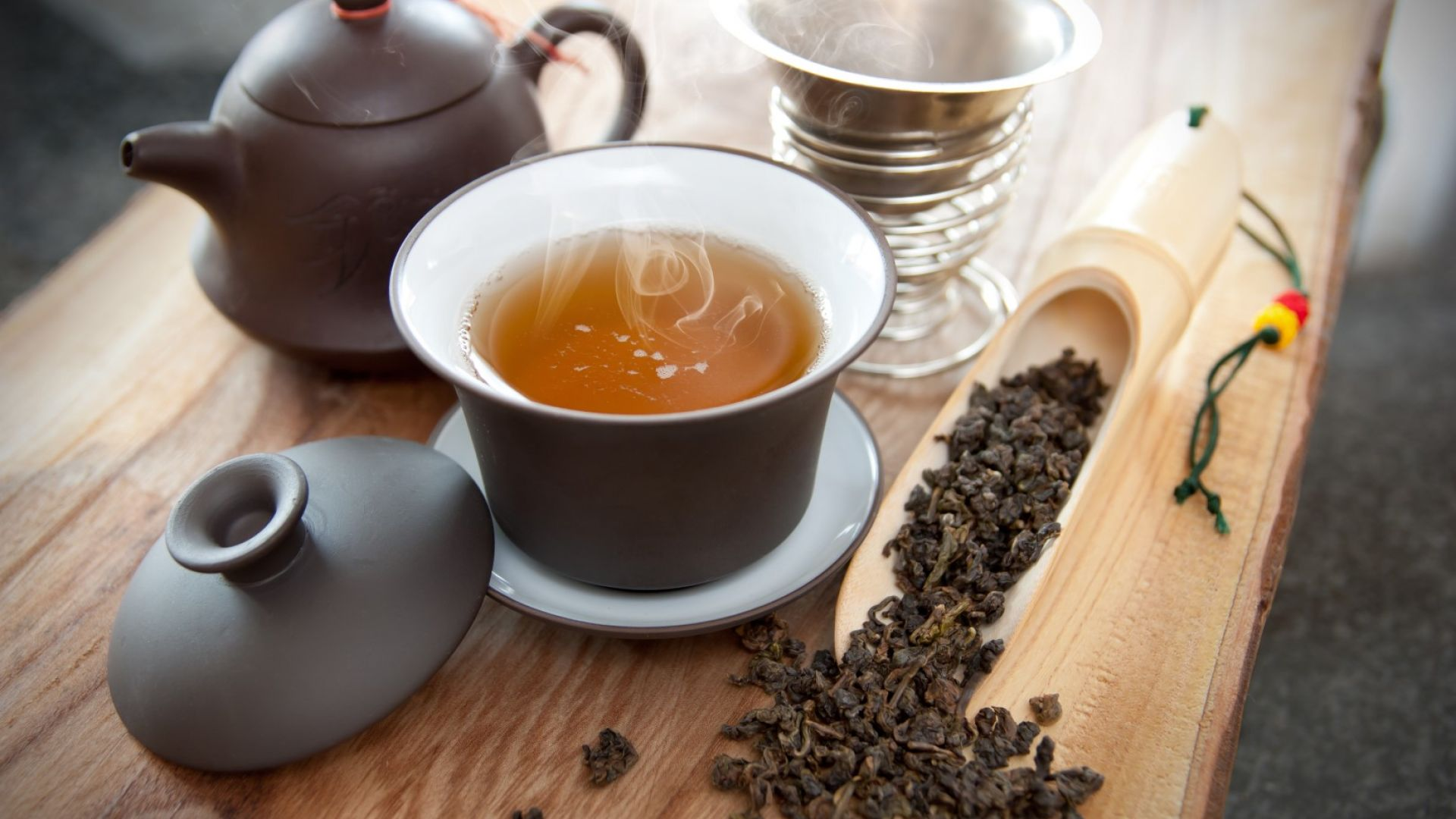 Сорт китайски чай забавя растежа на раковите клетки