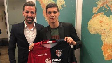 Официално: Футболист №1 на България ще играе в Калчото