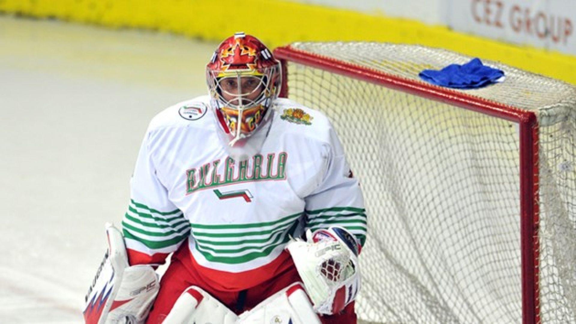 Легендата в хокея Михайлов: Час на леда струва 170 лева