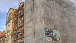 Реставрират архитектурен паметник в центъра на Варна