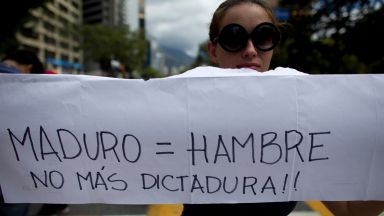 Венецуелските власти арестуват чуждестранни журналисти