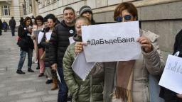 Флашмоб срещу Централна баня да стане музей (снимки)