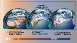 Аномален полярен вихър - в Москва е с 50 градуса по-топло от Чикаго (видео)