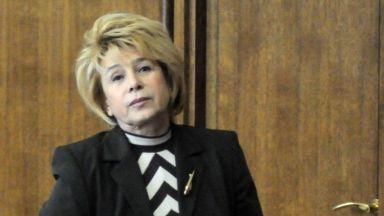 След 12 години - прокуратурата е прекратила делото срещу Емилия Масларова
