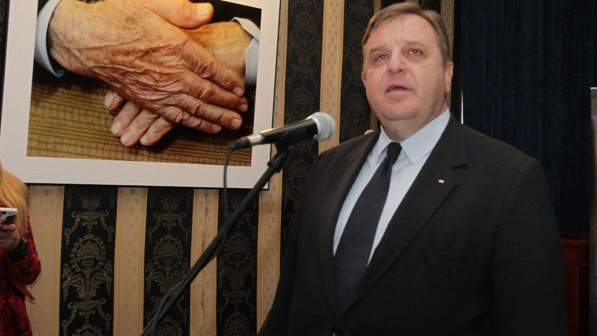 """Каракачанов: Наркобароните от """"Столипиново"""" няма да попречат на прилагането на закона"""