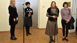 Дъщерите на Светлин Русев направиха дарение на Националната галерия